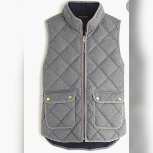 J.Crew Womens Excursion Vest New without tag